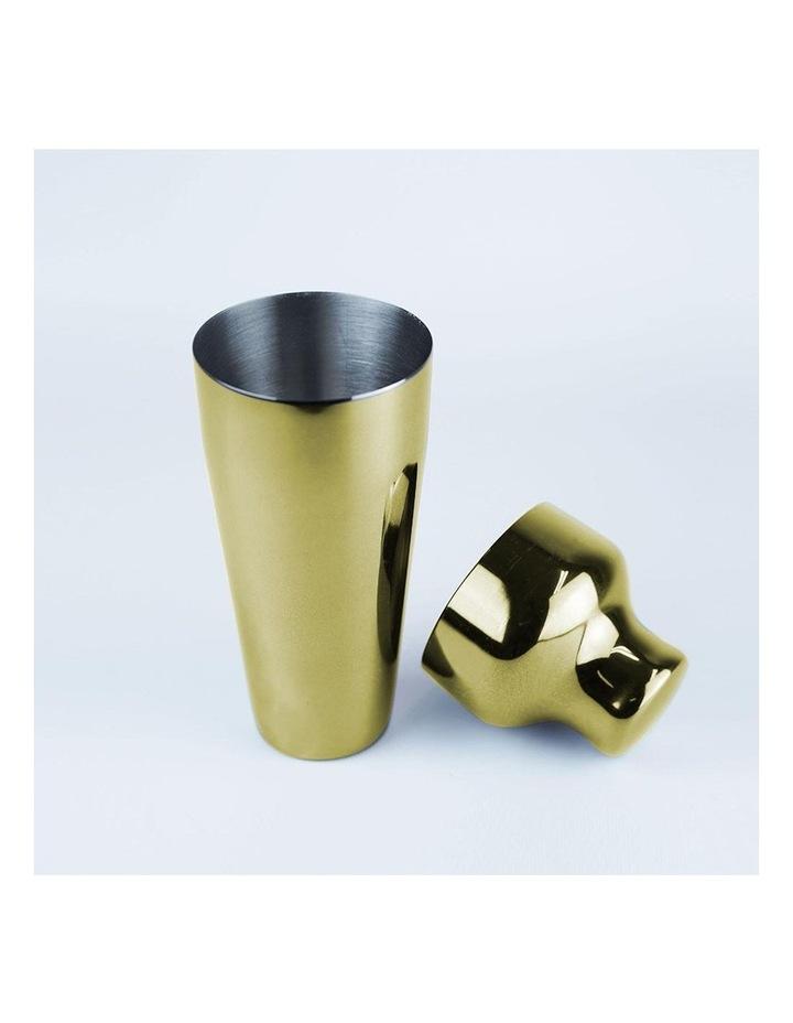Shaker & Jigger Set Gold image 3