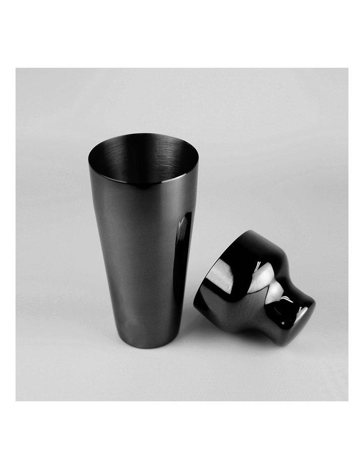 Shaker & Jigger Set Platinum Black image 3