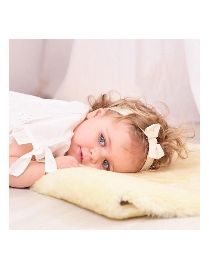 Australian Merino Lambskin Baby Rug / Play Mat image 2