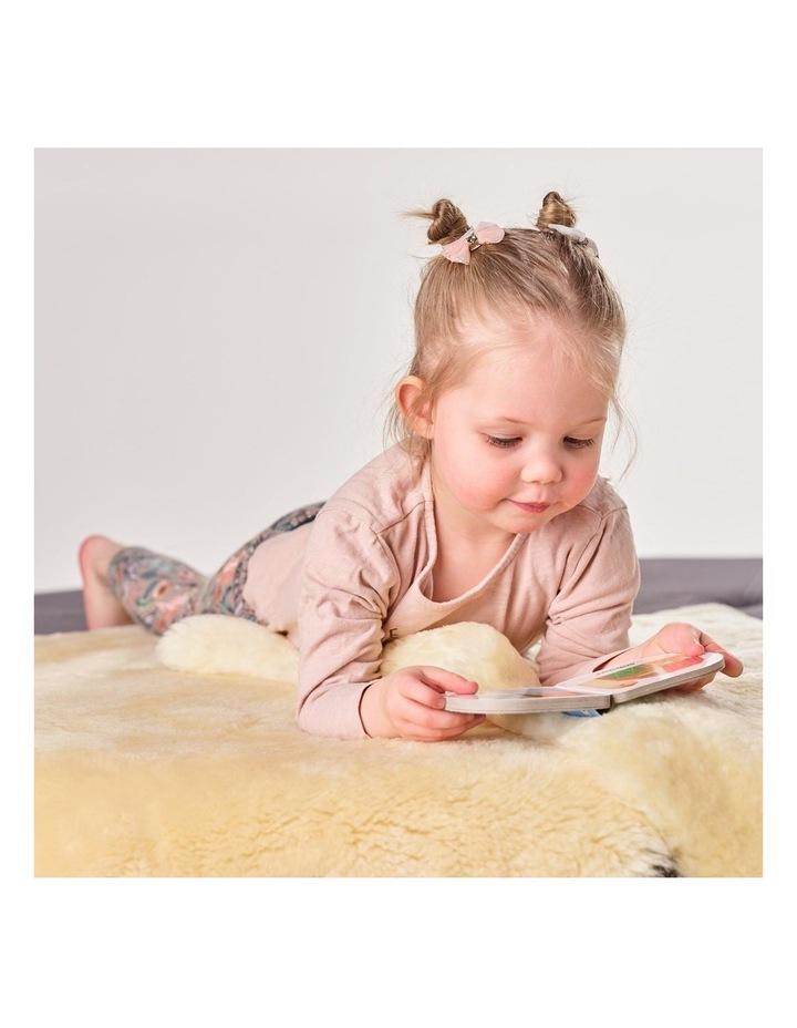 Australian Merino Lambskin Baby Rug / Play Mat image 6