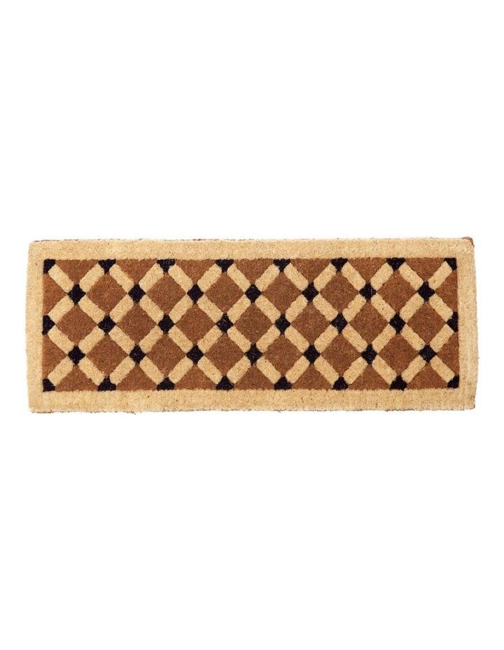 45x75cm Mahi Thick Coir Doormat image 2