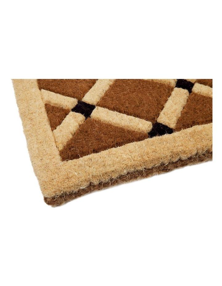 45x75cm Mahi Thick Coir Doormat image 4