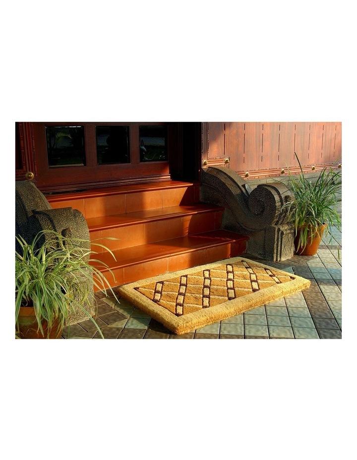 45x75cm Mahi Thick Coir Doormat image 5