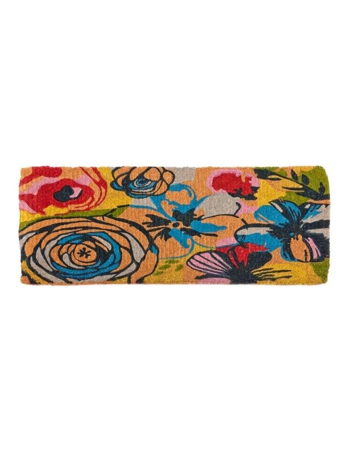 Watercolour Coir Doormat 45x75 cm image 2