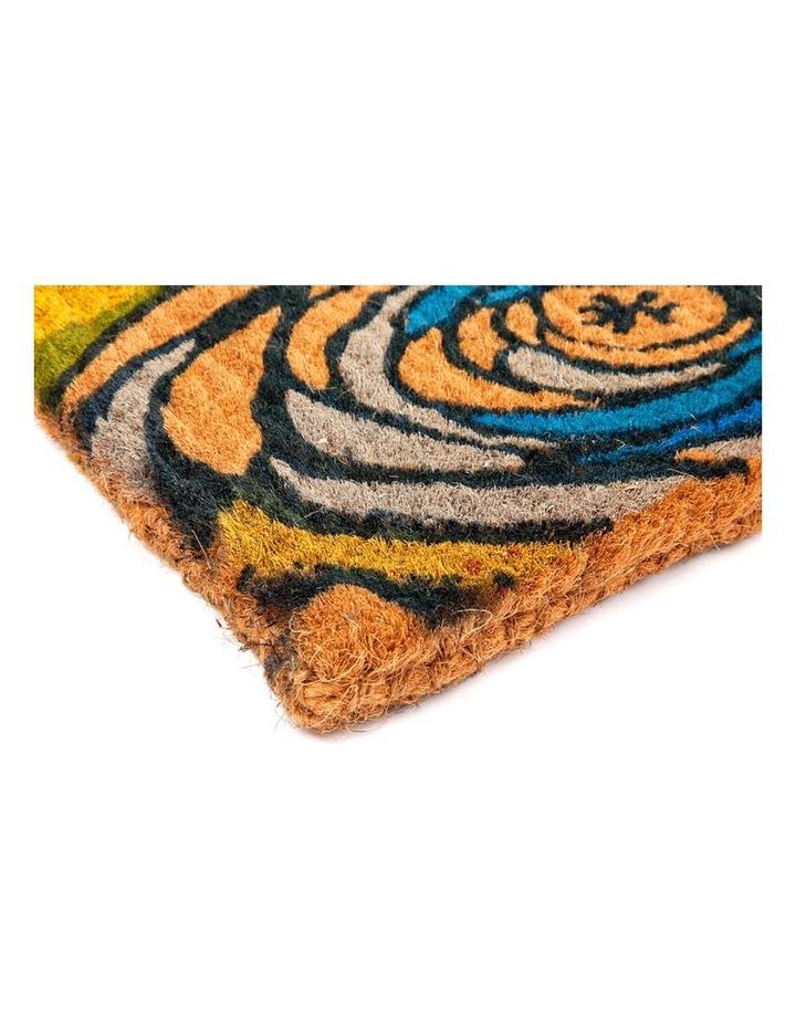 Watercolour Coir Doormat 45x75 cm image 4