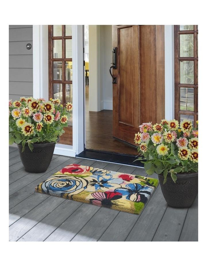 Watercolour Coir Doormat 45x75 cm image 5
