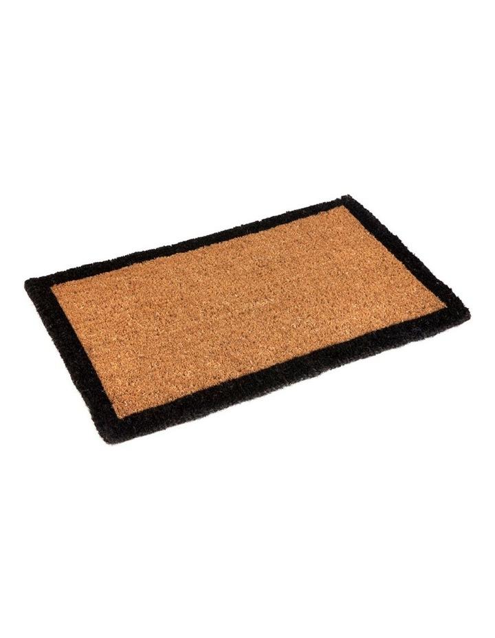 Four Corners Coir Doormat 45x75 cm image 2
