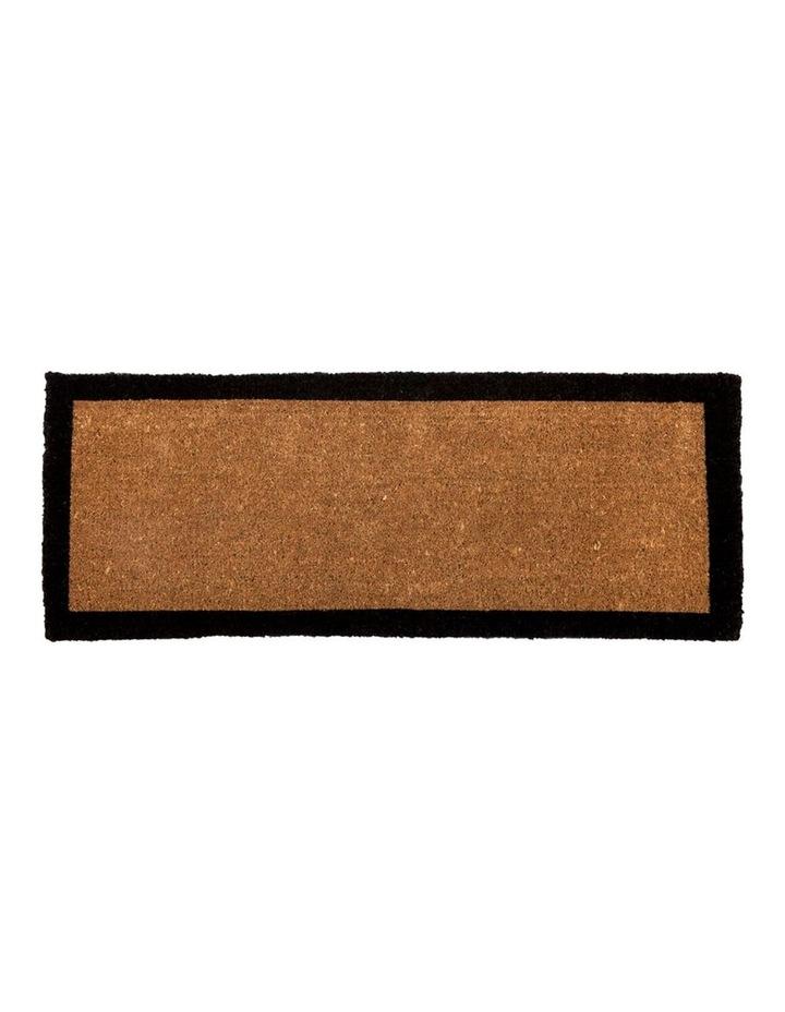 Four Corners Coir Doormat 45x75 cm image 3