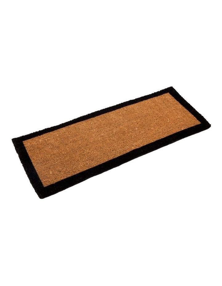 Four Corners Coir Doormat 45x75 cm image 4