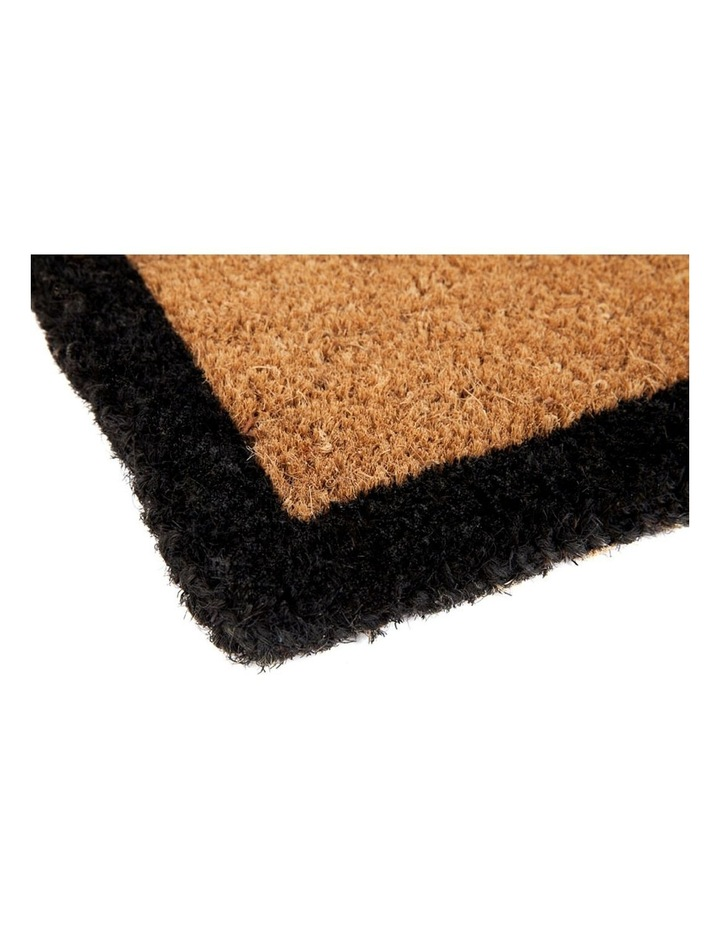Four Corners Coir Doormat 45x75 cm image 5