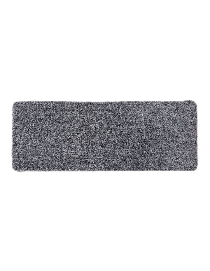 Non slip mat Polycot Grey 45x120cms image 1