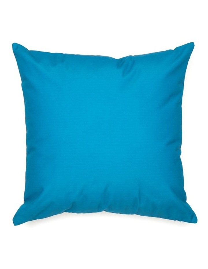 Algiers Blue Outdoor Cushion with Insert 45x45 CM image 1