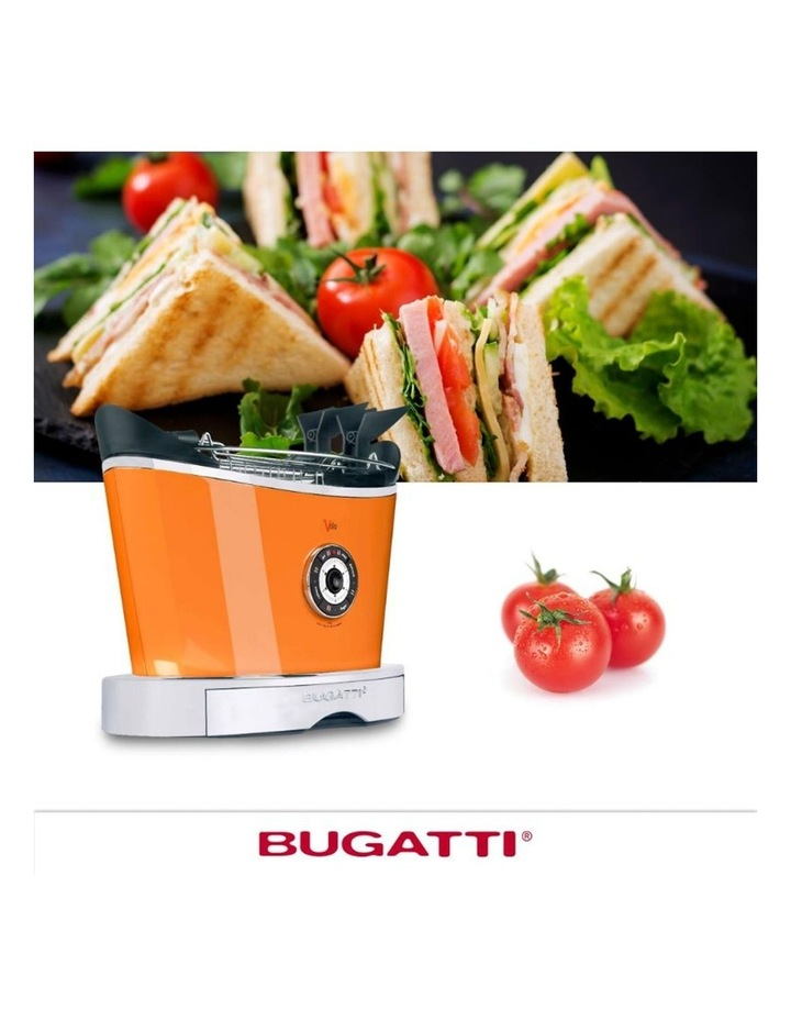 Volo Toaster Orange image 3