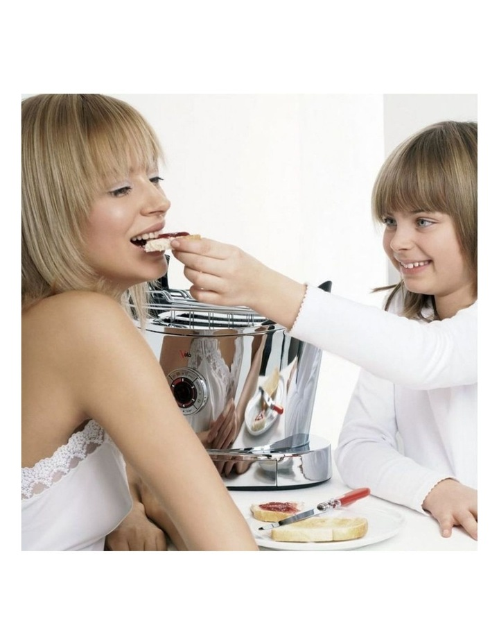 Volo Toaster Chrome image 2