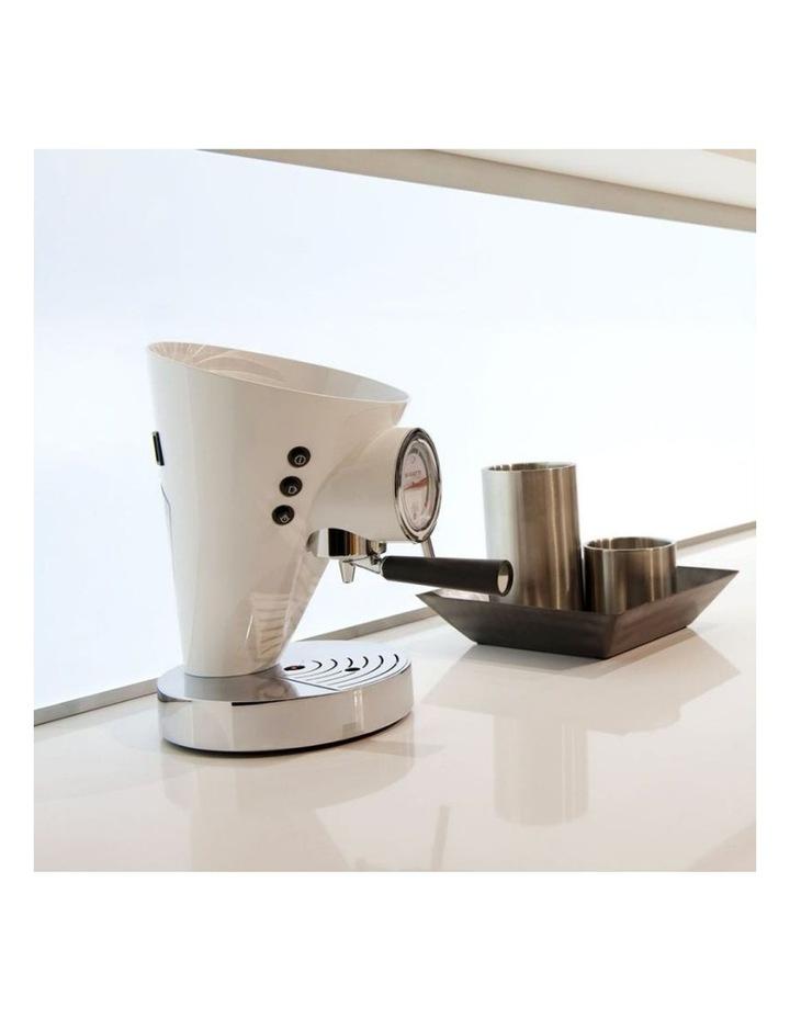 E-Diva Coffee Machine White image 2