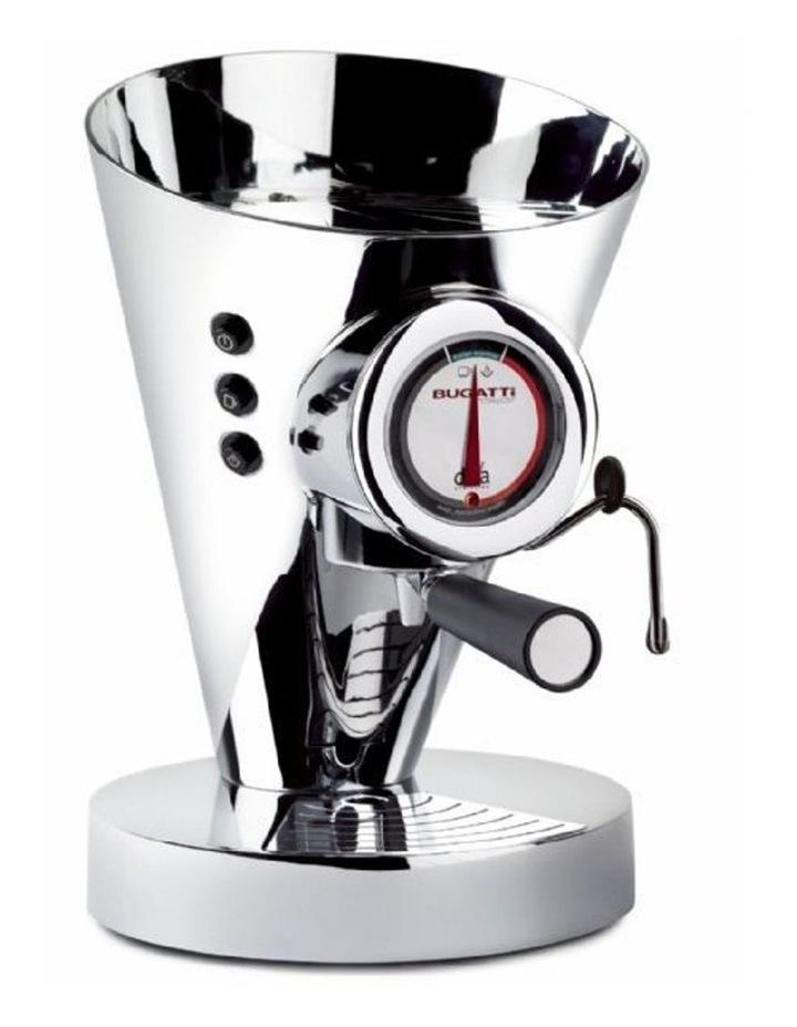 E-Diva Coffee Machine Chrome image 1