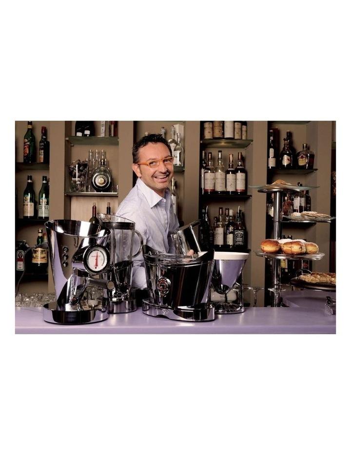 E-Diva Coffee Machine Chrome image 2