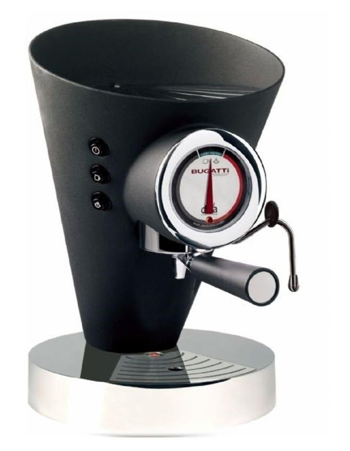 E-Diva Coffee Machine Black image 1