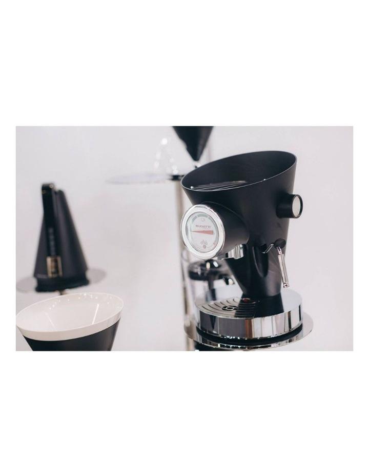 E-Diva Coffee Machine Black image 2
