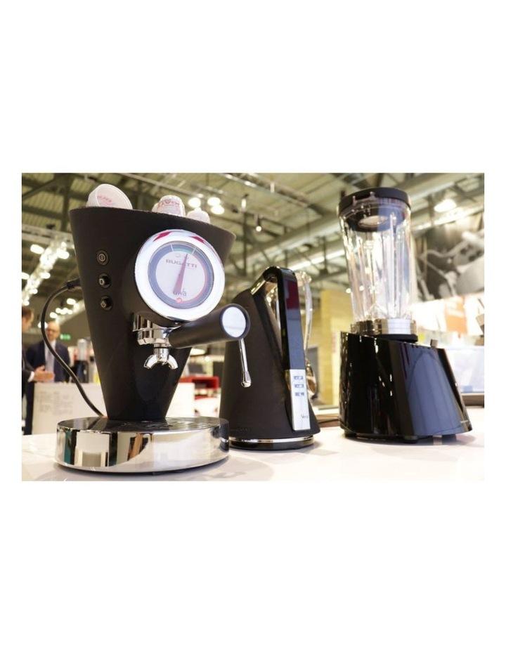 E-Diva Coffee Machine Black image 4