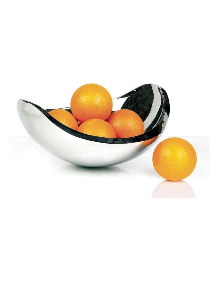Ninna Nanna Fruit Bowl Chrome image 2