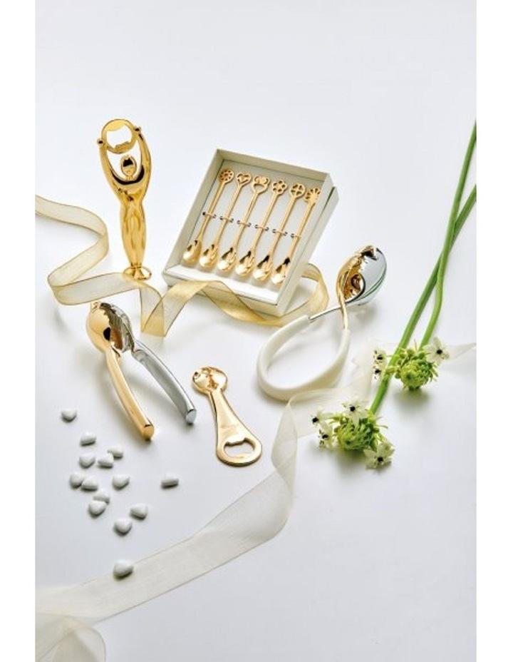 Lucky Charm Moka Spoons Gold image 2