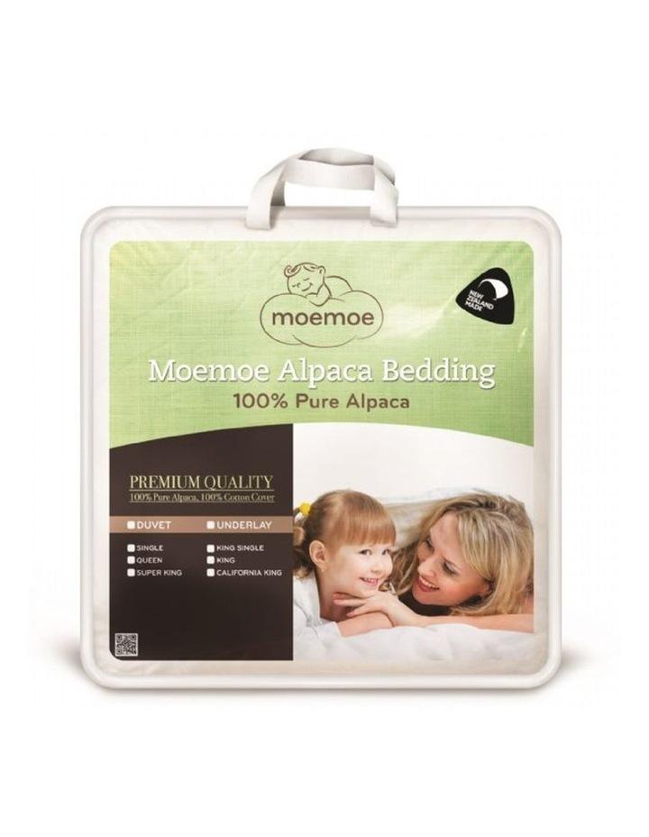 Moemoe 100% Pure Alpaca Duvet Inner Super King image 1