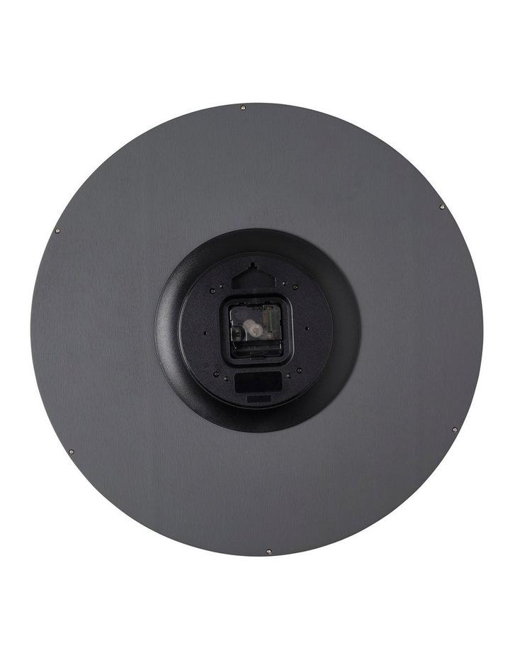 Freya Charcoal 35Cm Silent Wall Clock image 3
