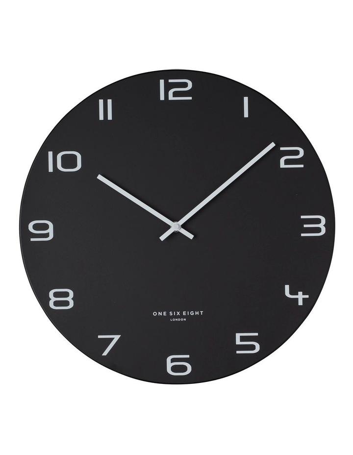Nero 40Cm Silent Wall Clock image 1