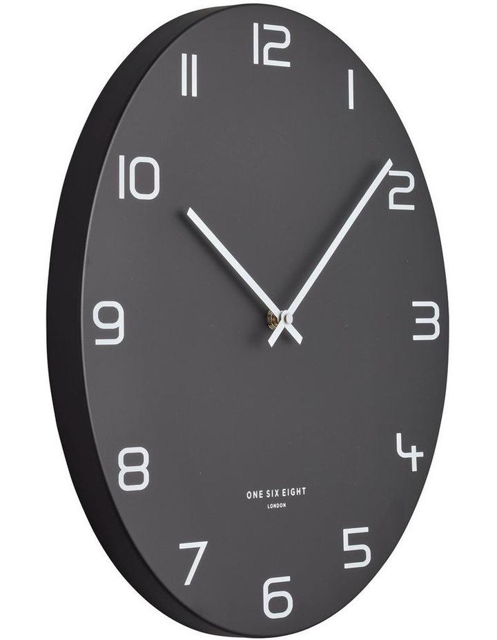 Nero 40Cm Silent Wall Clock image 2