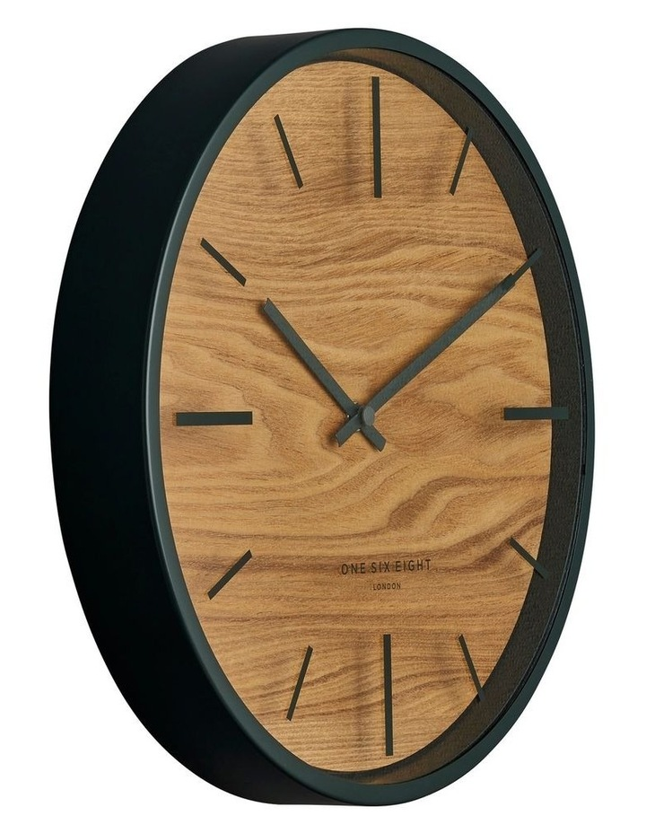 Willow Charcoal 30Cm Silent Wall Clock image 2