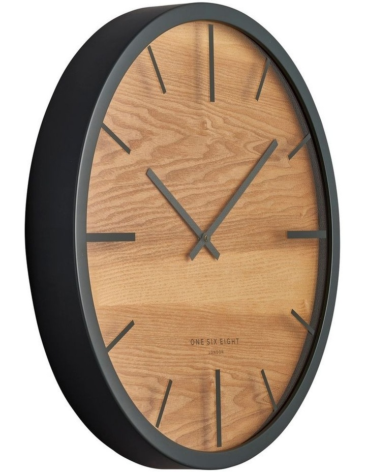 Willow Charcoal 50Cm Silent Wall Clock image 2