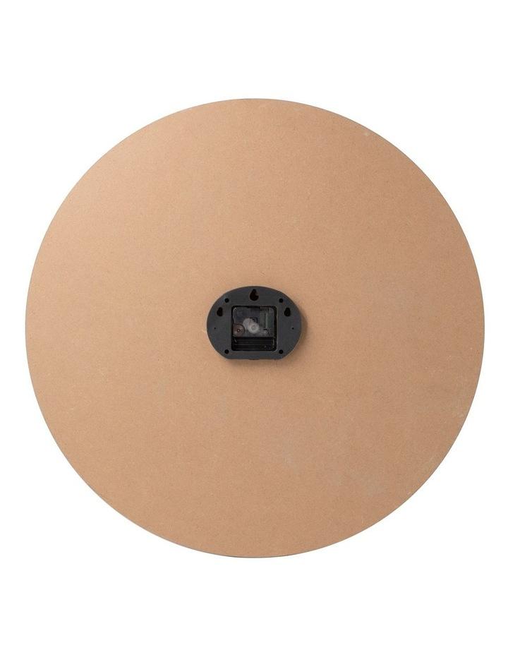 Henrik 60Cm Wall Clock - Natural image 3