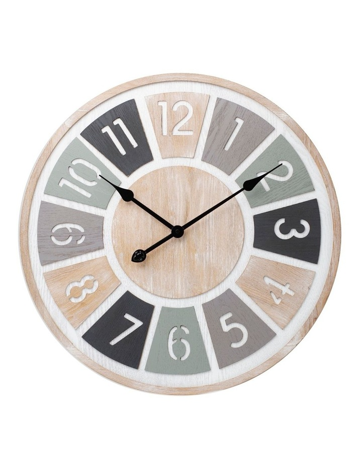 Lucas 60Cm Wall Clock image 1