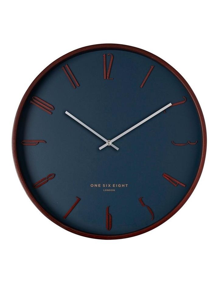 Samual 41Cm Silent Wall Clock image 1