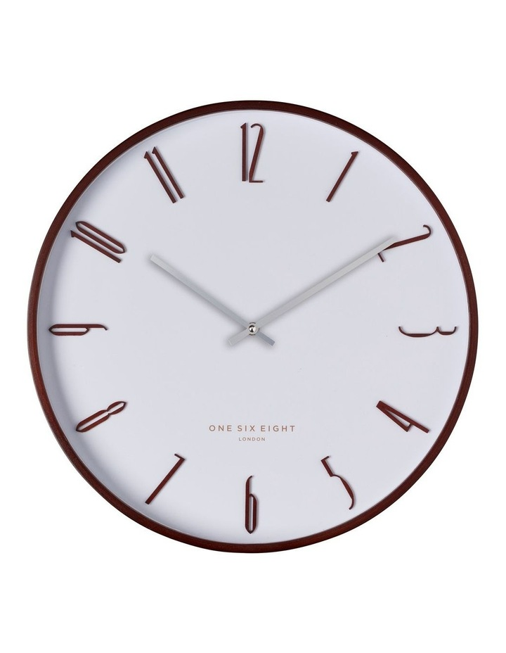 Archie 41Cm Silent Wall Clock image 1