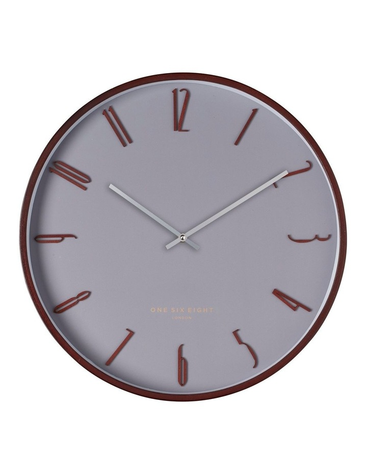 Freddie 41Cm Silent Wall Clock image 1