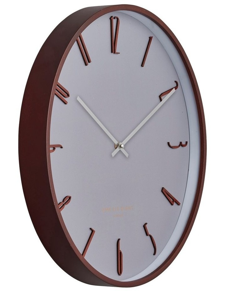 Freddie 41Cm Silent Wall Clock image 2