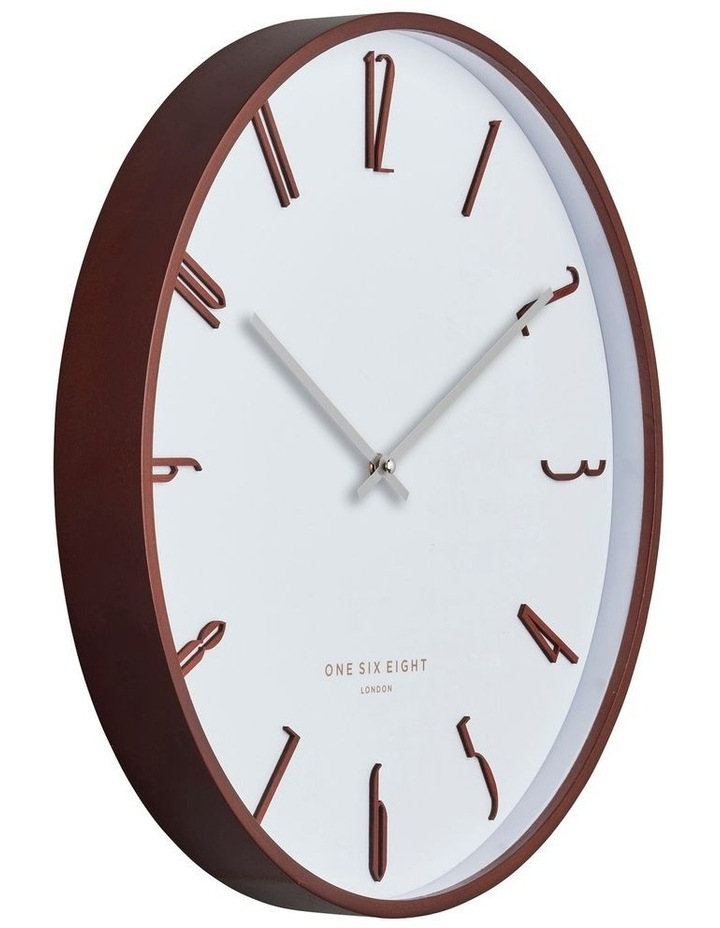 Archie 53Cm Silent Wall Clock image 2