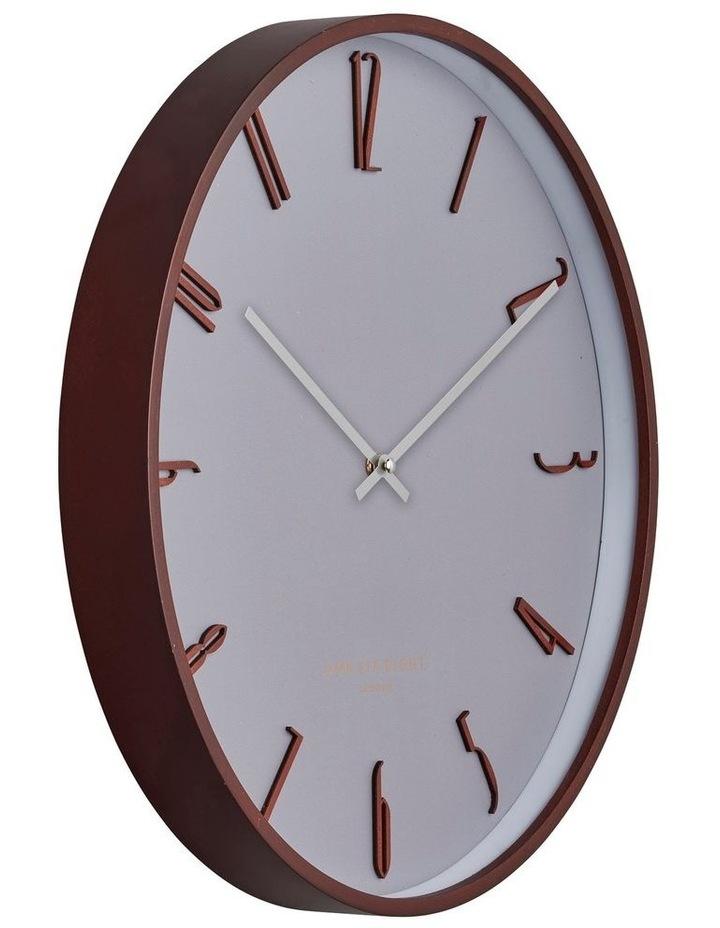 Freddie 53Cm Silent Wall Clock image 2