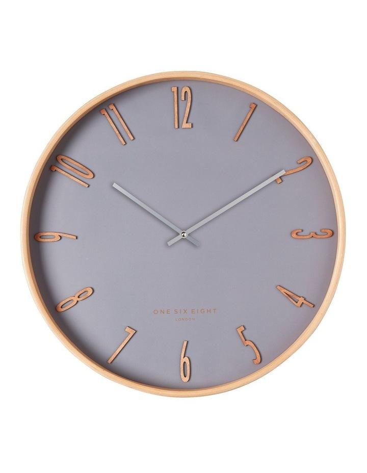 Ellis 53Cm Silent Wall Clock image 1