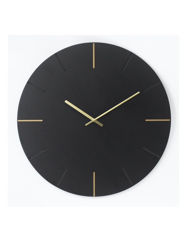 LEO 60cm Silent Wall Clock image 1