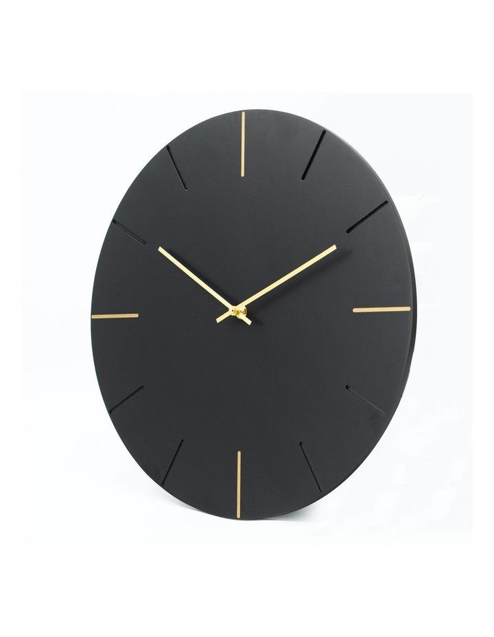 LEO 40cm Silent Wall Clock image 2