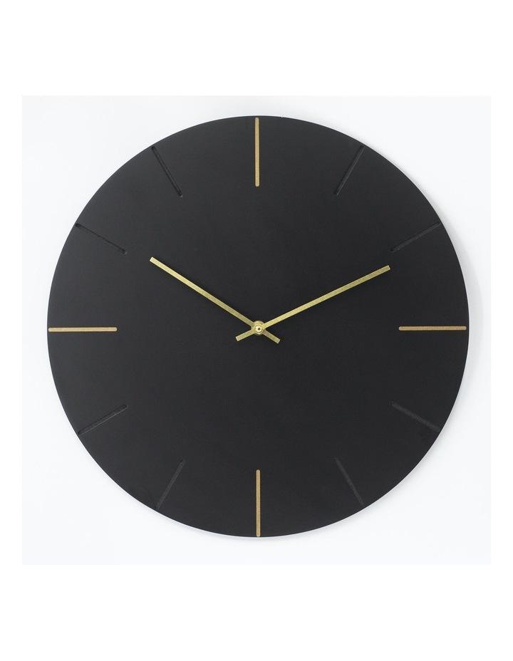 LEO 40cm Silent Wall Clock image 3