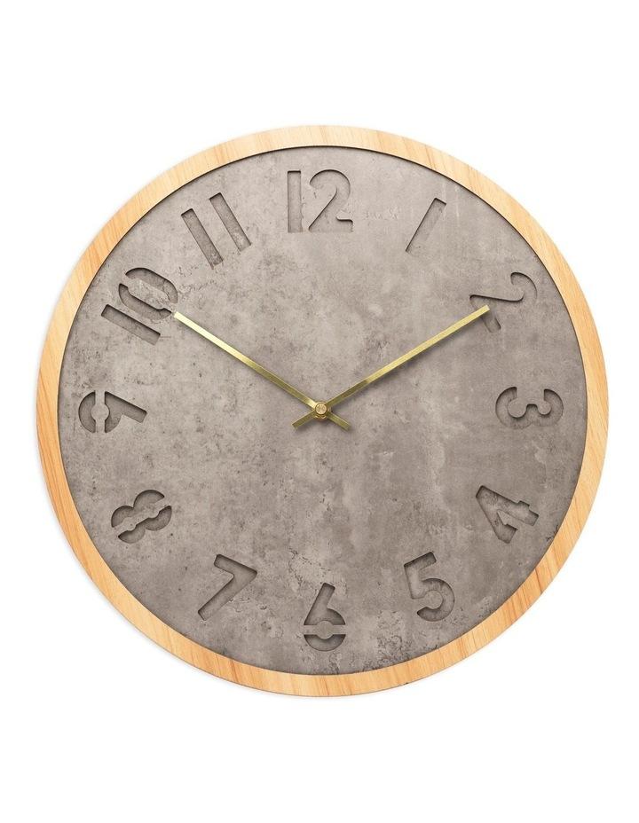 Jordan 60Cm Silent Wall Clock image 1