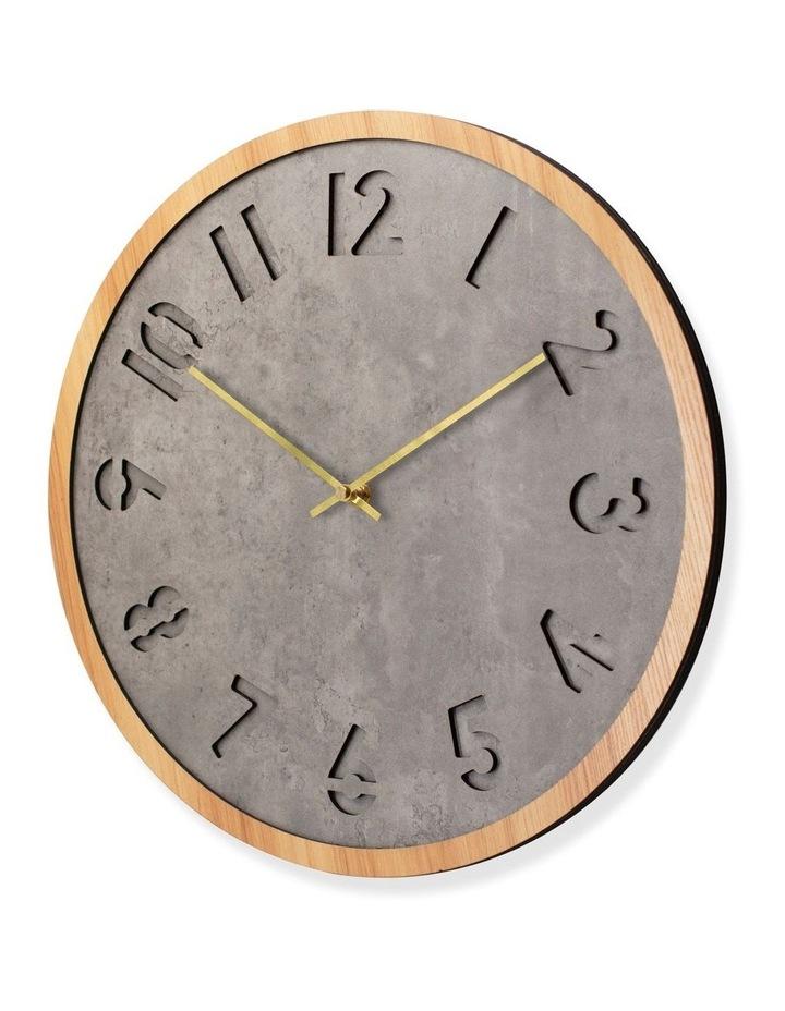 Jordan 60Cm Silent Wall Clock image 2