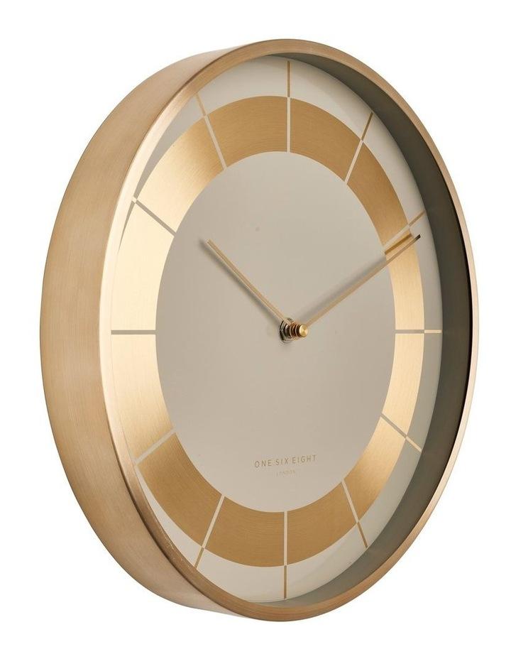 Arlo 30Cm Nude Silent Wall Clock image 2