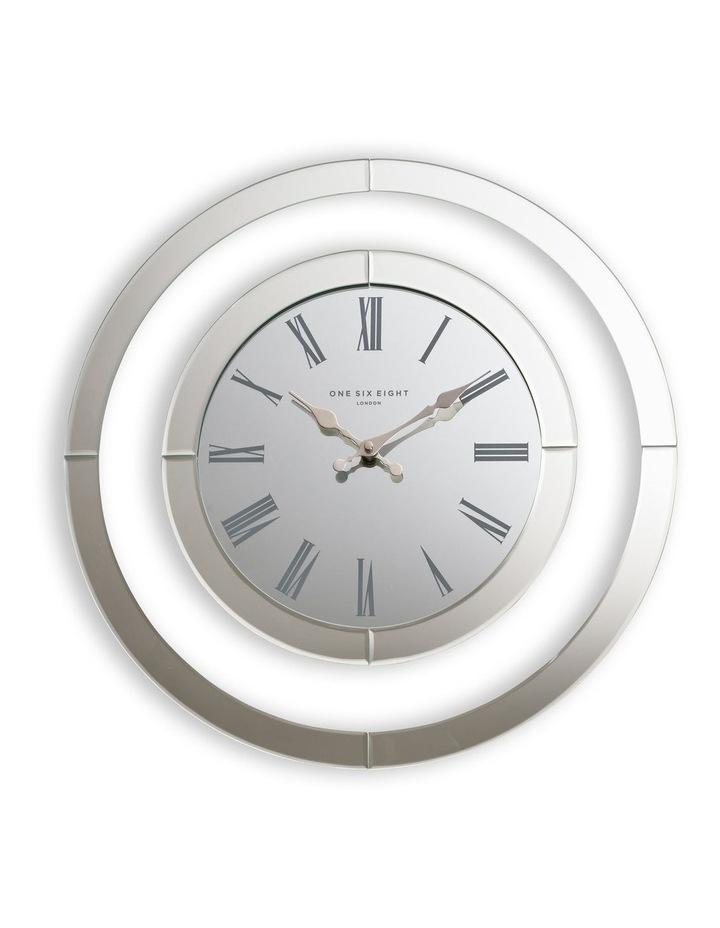 Hampton'S 50Cm Glass Wall Clock image 1