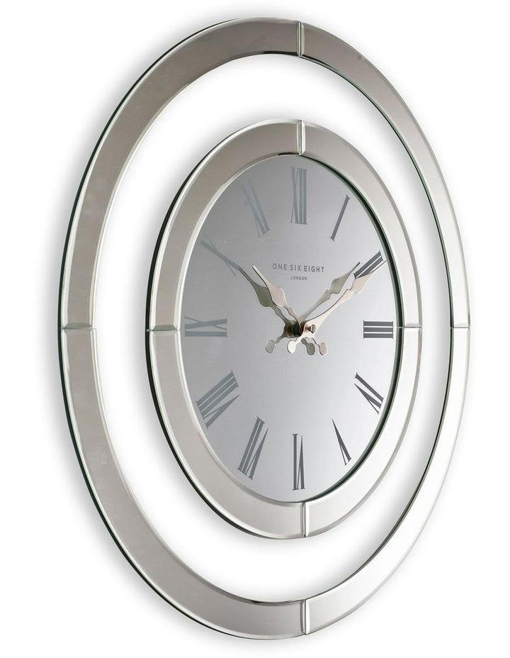 Hampton'S 50Cm Glass Wall Clock image 2