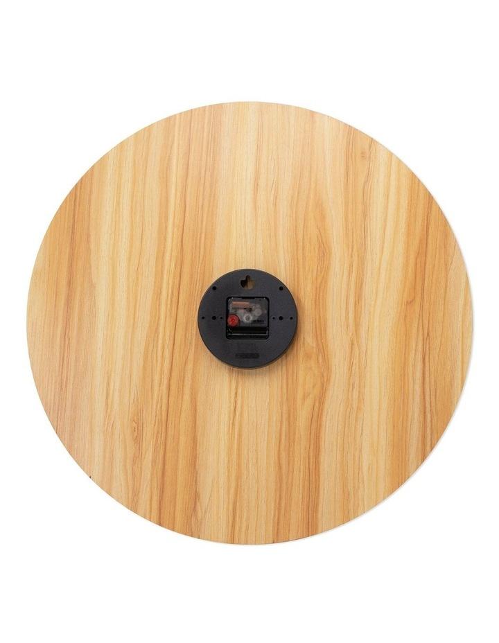 Emilia Charcoal 60Cm Silent Wall Clock image 3